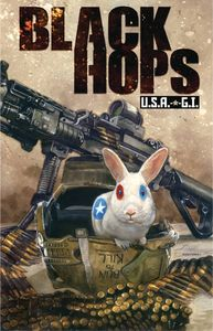 [Black Hops: USA GI #1 (Buns Of The Patriots Part 1) (Product Image)]