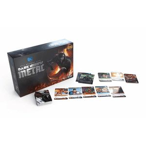 [DC Comics: Dark Nights Metal: Deck Building Game (Product Image)]