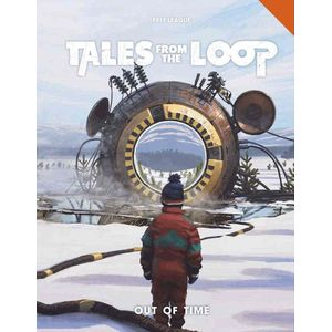 [Out Of Time: RPG: Tales From The Loop (Product Image)]