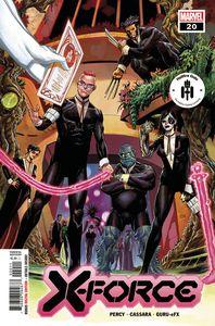[X-Force #20 (Gala) (Product Image)]