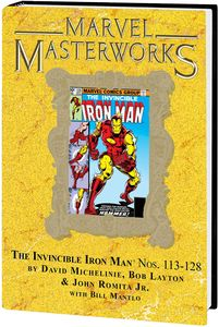 [Marvel Masterworks: Invincible Iron Man: Volume 13 (Dm Variant Hardcover) (Product Image)]