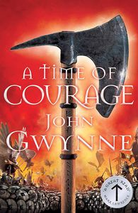 [Of Blood & Bone: Book 3: A Time Of Courage (Hardcover) (Product Image)]