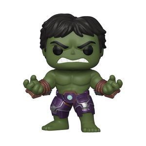 [Marvel: Avengers Game: Pop! Vinyl Figure: Hulk (Stark Tech Suit) (Product Image)]
