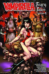[Vampirella: Feary Tales #1 (Product Image)]