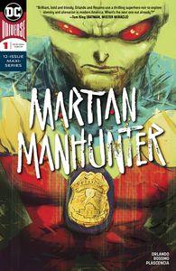 [Martian Manhunter #1 (Product Image)]
