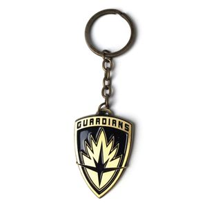 [Guardians Of The Galaxy Vol. 2: Keychain: Shield Logo (Product Image)]
