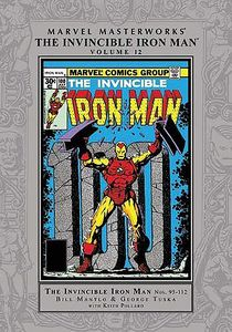 [Marvel Masterworks: Invincible Iron Man: Volume 12 (Hardcover) (Product Image)]