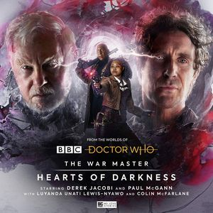 [Doctor Who: The War Master: Hearts of Darkness (Product Image)]