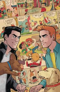 [Reggie & Me #2 (Cover A Sandy Jarrell) (Product Image)]