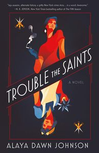 [Trouble The Saints (Hardcover) (Product Image)]