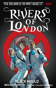 [Rivers Of London: Volume 3: Black Mould (Signed Edition) (Product Image)]