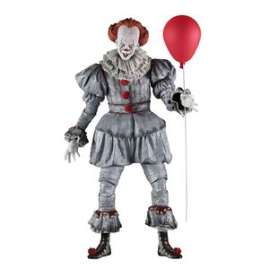 [IT (2017): 1:4 Scale Action Figure: Pennywise (Product Image)]