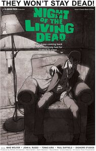 [Night Of The Living Dead #5 (Classic Variant) (Product Image)]