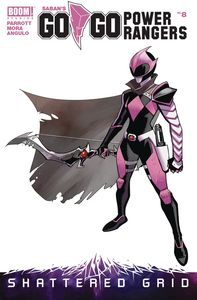 [Go Go Power Rangers #8 (2nd Printing) (Product Image)]