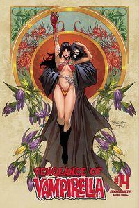 [Vengeance Of Vampirella #14 (Cover C Segovia) (Product Image)]