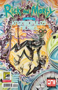 [Rick & Morty Presents: Krombopulos Michael #1 (SDCC Exclusive Variant) (Product Image)]