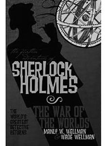 [The Further Adventures Of Sherlock Holmes: War Of The Worlds (Product Image)]