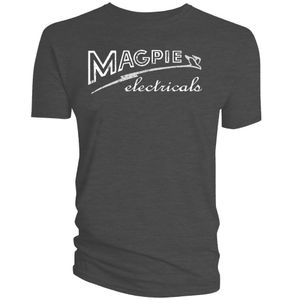 [Doctor Who: T-Shirts: Magpie Electrical (Product Image)]