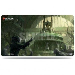 [Magic The Gathering: Guilds Of Ravnica: Playmat: Overgrown Tomb (Product Image)]