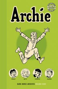[Archie Archives: Volume 9 (Hardcover) (Product Image)]