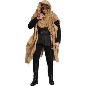 [Star Wars: Return Of The Jedi: Hot Toys Deluxe Action Figure: Luke Skywalker (Product Image)]