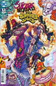 [Suicide Squad/Banana Splits: Special #1 (Variant Edition) (Product Image)]