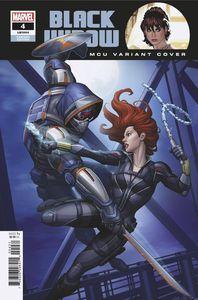 [Black Widow #4 (Brown Mcu Variant) (Product Image)]
