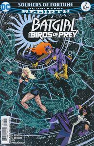 [Batgirl & The Birds Of Prey #7 (Product Image)]