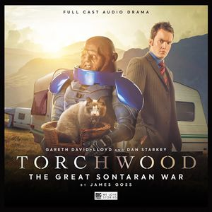[Torchwood #55: The Great Sontaran War (Product Image)]