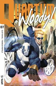 [Quantum & Woody (2017) #7 (Cover A Olivetti) (Product Image)]