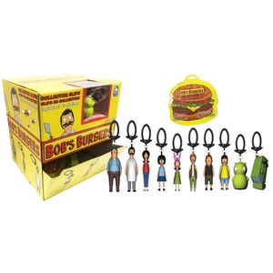 [Bobs Burgers: Hanger Mini Figures (Product Image)]