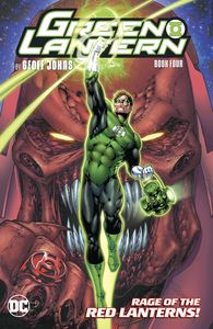 [Green Lantern By Geoff Johns: Book 4 (Product Image)]