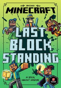 [Minecraft: Woodsword Chronicles #6: Last Block Standing (Product Image)]