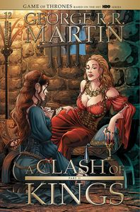 [George R.R. Martin's A Clash Of Kings #12 (Cover A Miller) (Product Image)]