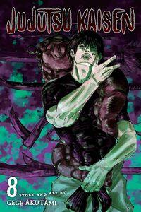 [Jujutsu Kaisen: Volume 8 (Product Image)]