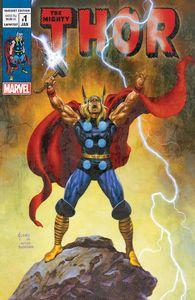 [Thor #1 (Joe Jusko Exclusive Vintage Variant) (Product Image)]