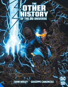[Other History Of The DC Universe (Hardcover) (Product Image)]