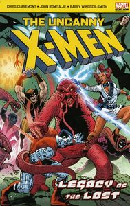 [Uncanny X-Men: Legacy Of The Lost (Pocket Book) (Product Image)]