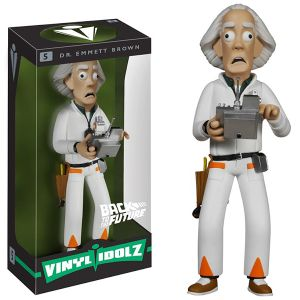 [Back To The Future: Vinyl Idolz Figures: Doc Brown (Product Image)]