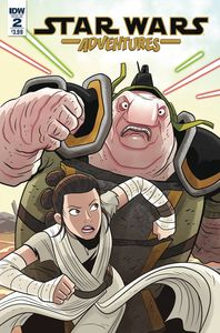 [Star Wars Adventures #2 (Cover A Charm) (Product Image)]