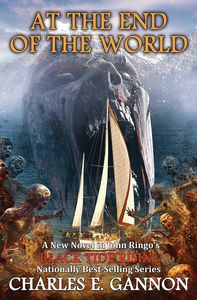 [Black Tide Rising: Book 8: At The End Of The World (Hardcover) (Product Image)]