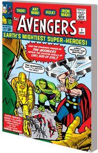 [Mighty Marvel Masterworks: Avengers: Coming Avengers: Volume 1 (Original DM Variant) (Product Image)]
