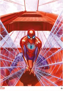[Marvel: Giclee Print: Ross Spider-Man II (Product Image)]