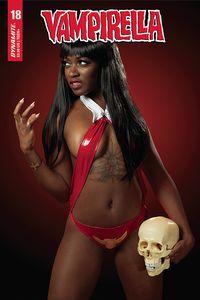 [Vampirella #18 (Cover E Roll Cosplay) (Product Image)]