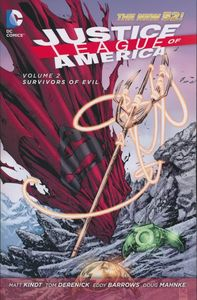 [Justice League Of America: Volume 2: Survivors Of Evil (N52) (Product Image)]