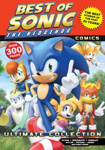 [Best Of Sonic The Hedgehog Comics: Ultimate Collection (Product Image)]