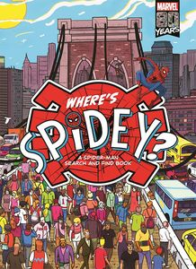 [Wheres Spidey?: A Spider-Man Search & Find Book (Hardcover) (Product Image)]