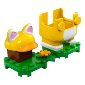 [LEGO: Super Mario: Power-Up Pack: Cat Mario (Product Image)]