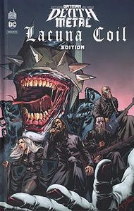 [Batman: Death Metal #3 (Lacuna Coil Edition Hardcover) (French Language) (Product Image)]
