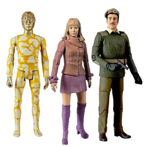 [Doctor Who: Action Figure Collectors Set: Claws Of Axos (Product Image)]